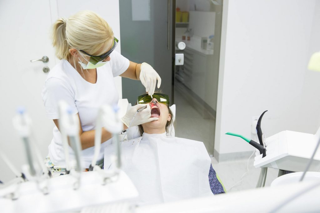 Who does Periodontal Surgery Coral Springs?